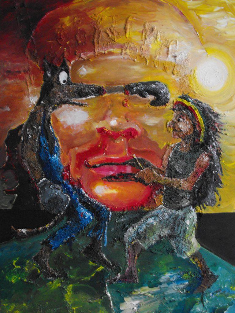 Künstlers B. Tinio