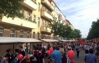 Sommerfest in der Hagenstraße