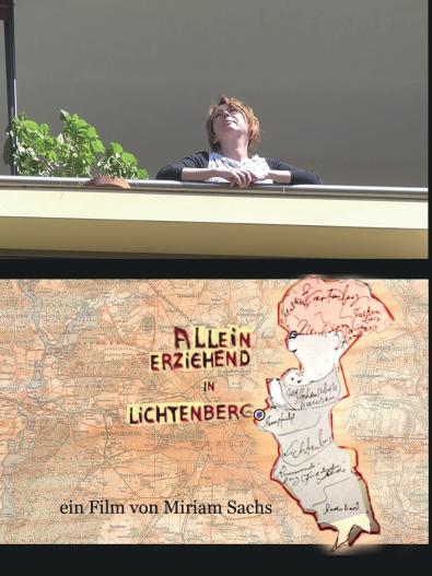 """FILMPREMIERE am 19.3. 2019 18 Uhr """"Alleinerziehend in Berlin Lichtenberg"""""""