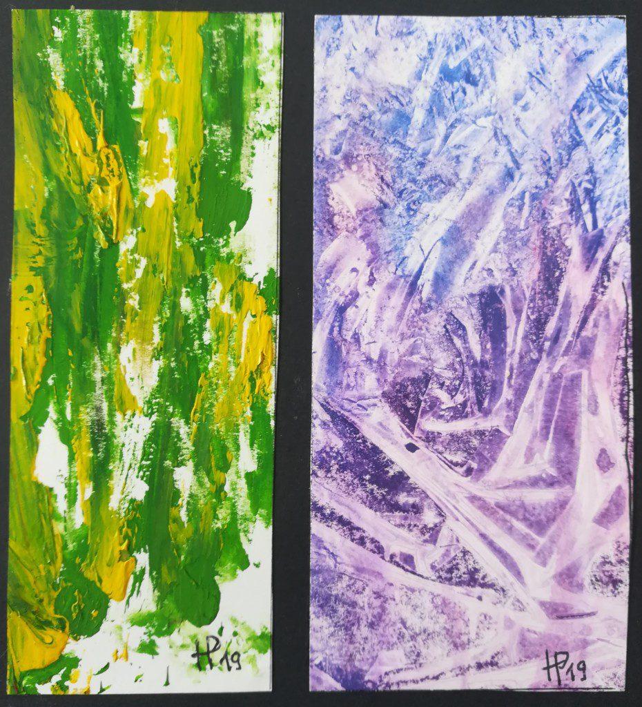 """Ausstellung """"Spiel mit - Farbe und Form"""""""