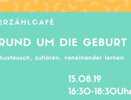Erzählcafé – Rund um die Geburt