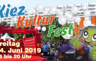 Kiezkulturfest Kiezspinne
