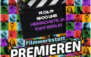 Poster Filmwerkstatt