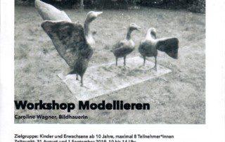 Workshop Modellieren