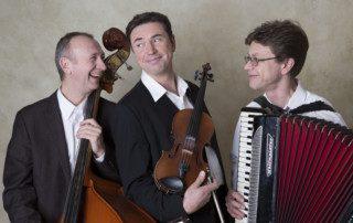 """Konzert - """"Transit"""" mit Trio SCHO"""